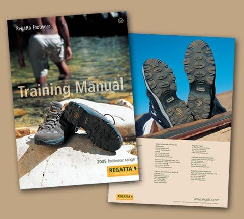 Regatta Sales Training Brochure